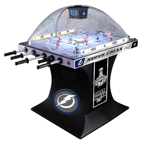 NHL® Licensed 2020 Stanley Cup Champions Edition ICE Super Chexx PRO®
