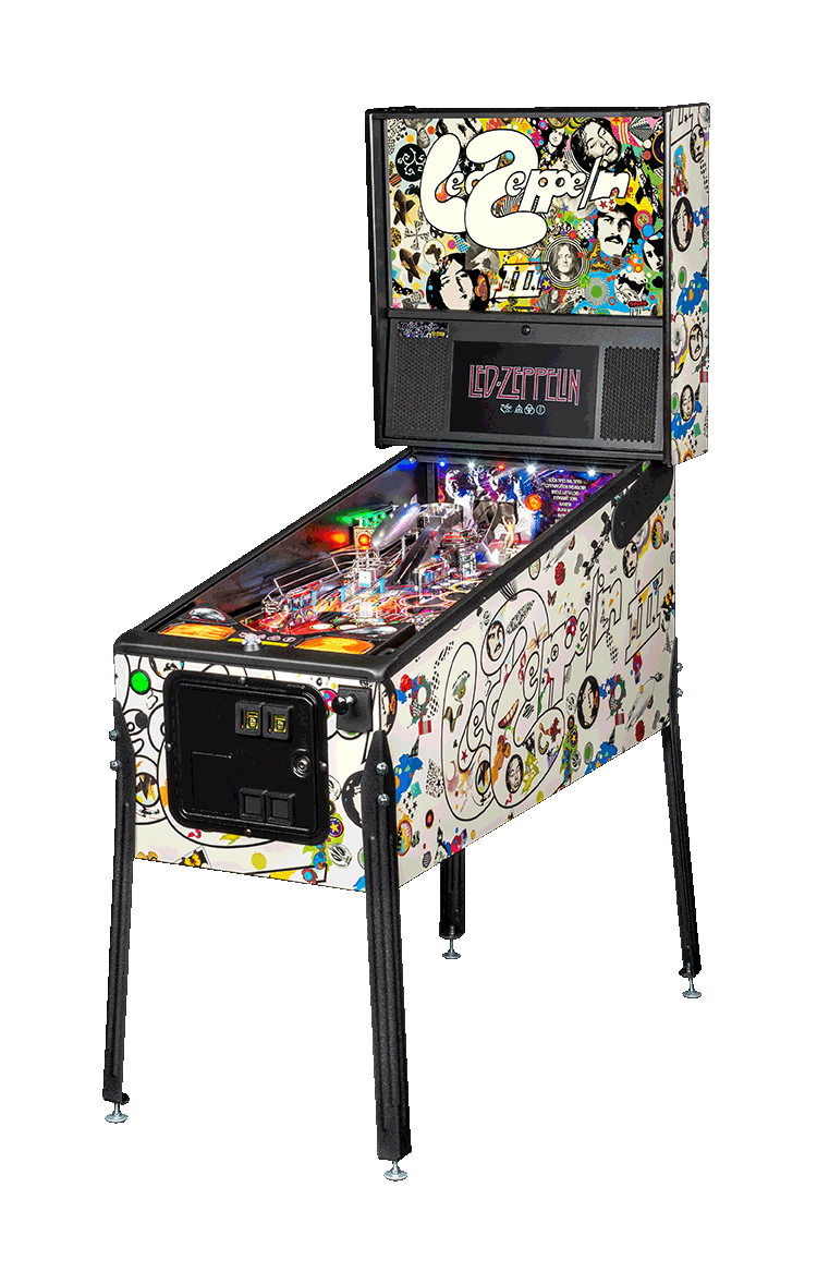 Led Zeppelin Pinball Pro
