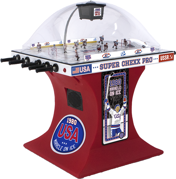 "Licensed USA Hockey ""Miracle on Ice™"" Edition Super Chexx PRO®"