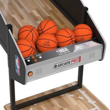 "9"" Basketballs (Set of 6)"