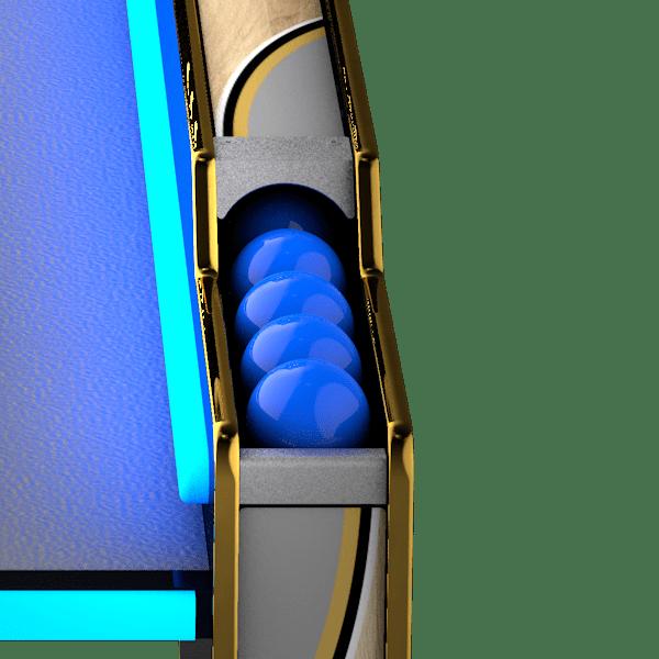 Dozen ICE Ball Pro Balls (Blue)