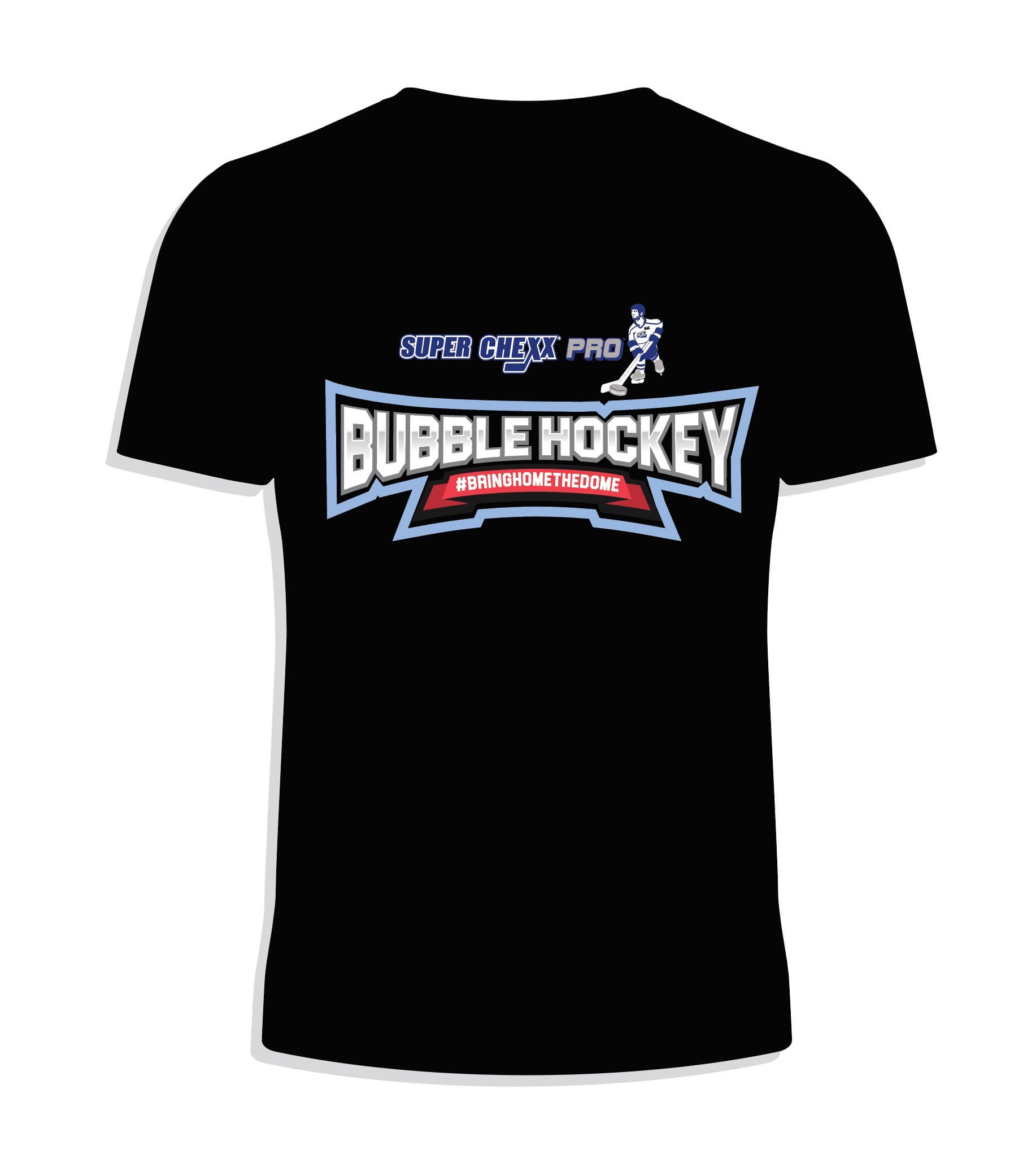 Bubblehockey T-shirt