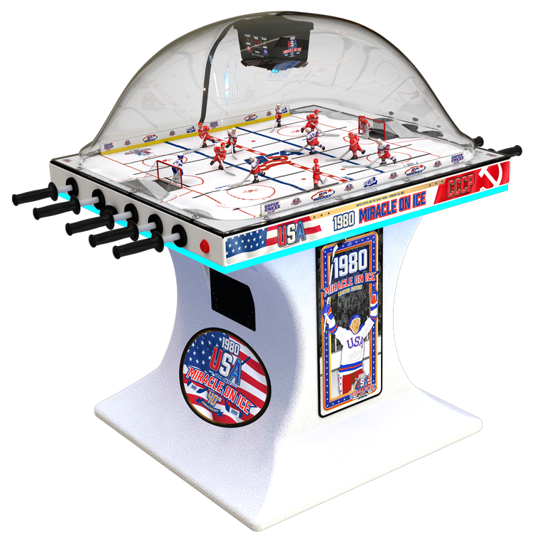 Super Chexx Miracle on ICE 40th Anniversary Edition