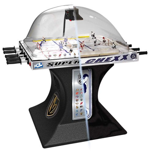 NHL® Licensed Super Chexx PRO® Home Upgrade Kit