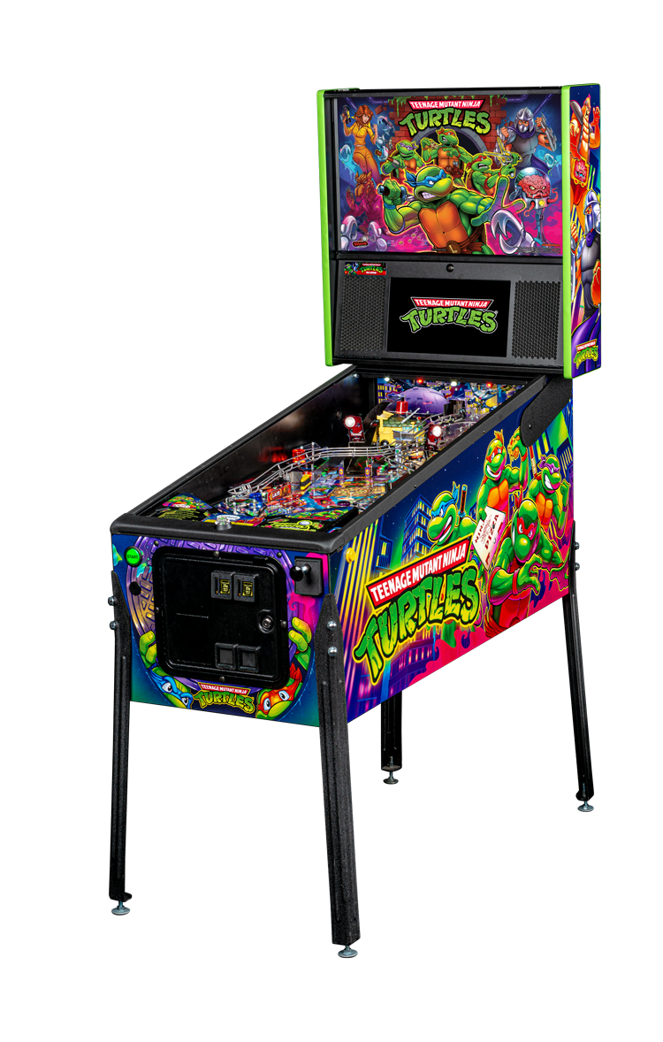 Teenage Mutant Ninja Turtles Pinball Pro