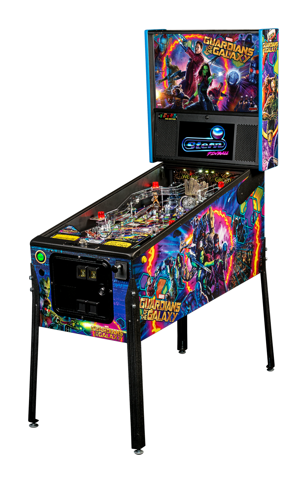 Guardians of the Galaxy Pinball Pro (Preorder)