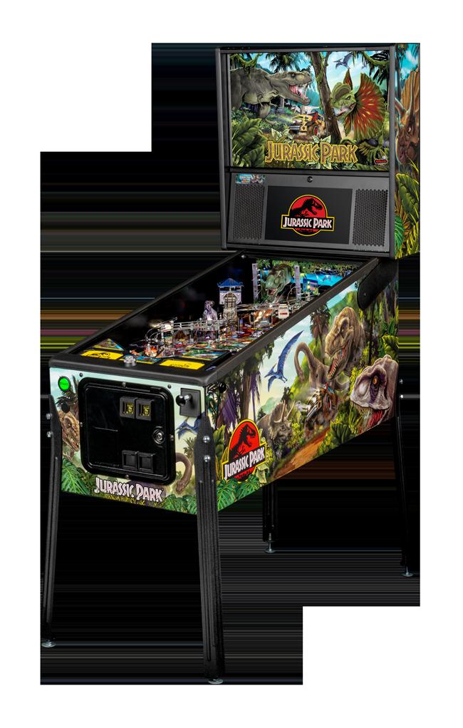Jurassic Park Pinball Pro