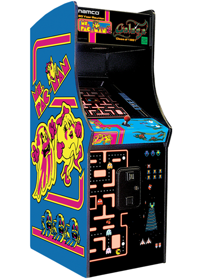 Ms. Pac-Man/Galaga