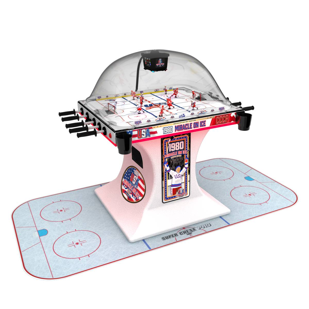 Super Chexx PRO® Arena Rink Floor
